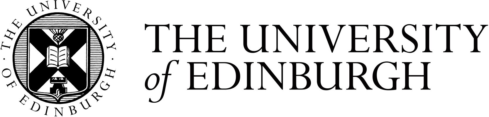 UoE_Stacked Logo_Black