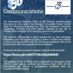 Webinar in 5G Communications: An Introduction to the Public