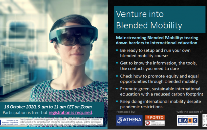 Mainstreaming Blended Mobility: tearing down barriers to international education